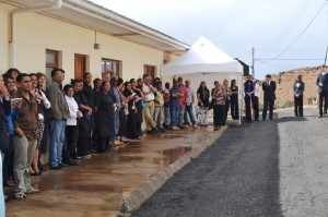 Attendees Gather for ESH Official Opening