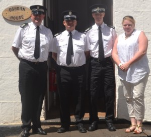 New Additions to St Helena Police and Prison Service