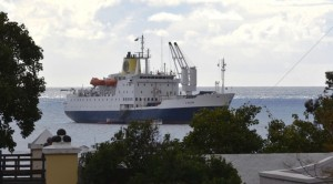 RMS St Helena