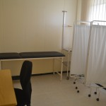 Medical Examination Area