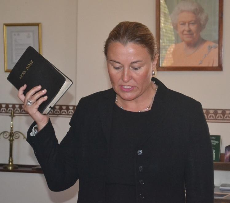 Colorado Executive Branch Part 2 Attorney General: NEW ATTORNEY GENERAL SWORN IN « St Helena