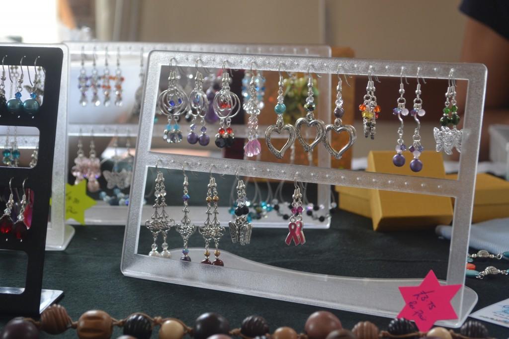 'Sparkle' jewellery