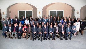 Ministerial Conference Group Photo