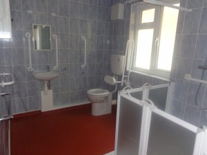 Purpose Built Bathroom