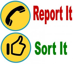 Report It, Sort It