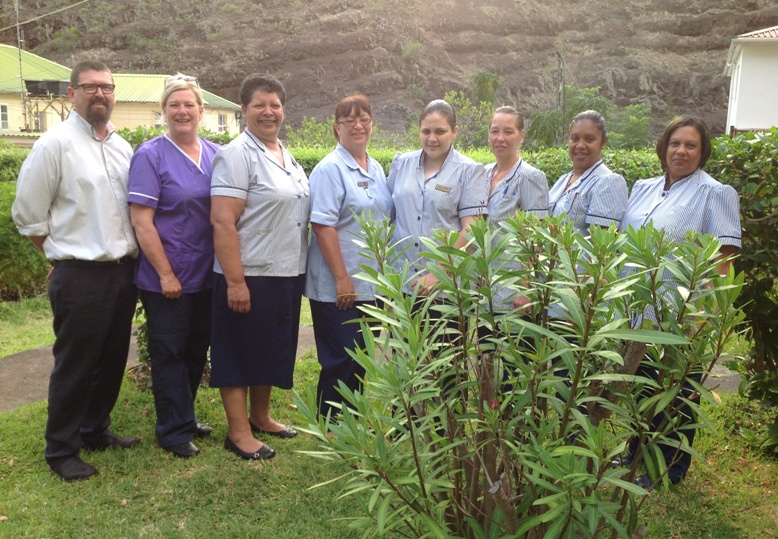 St Helena Community Nursing Team