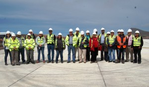 Elected Members and Senior Officials Site Visit