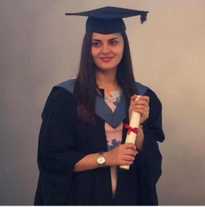 Leonie Graduates
