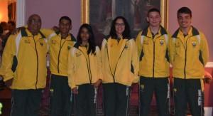 Samoa team