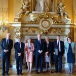 2016 04 04 - Déjeuner au Ministère des Affaires étrangères et du dévelop...