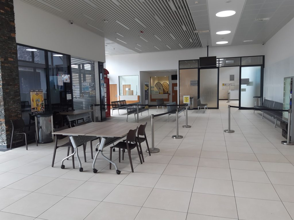 Arrivals-Hall-St-Helena-Airport