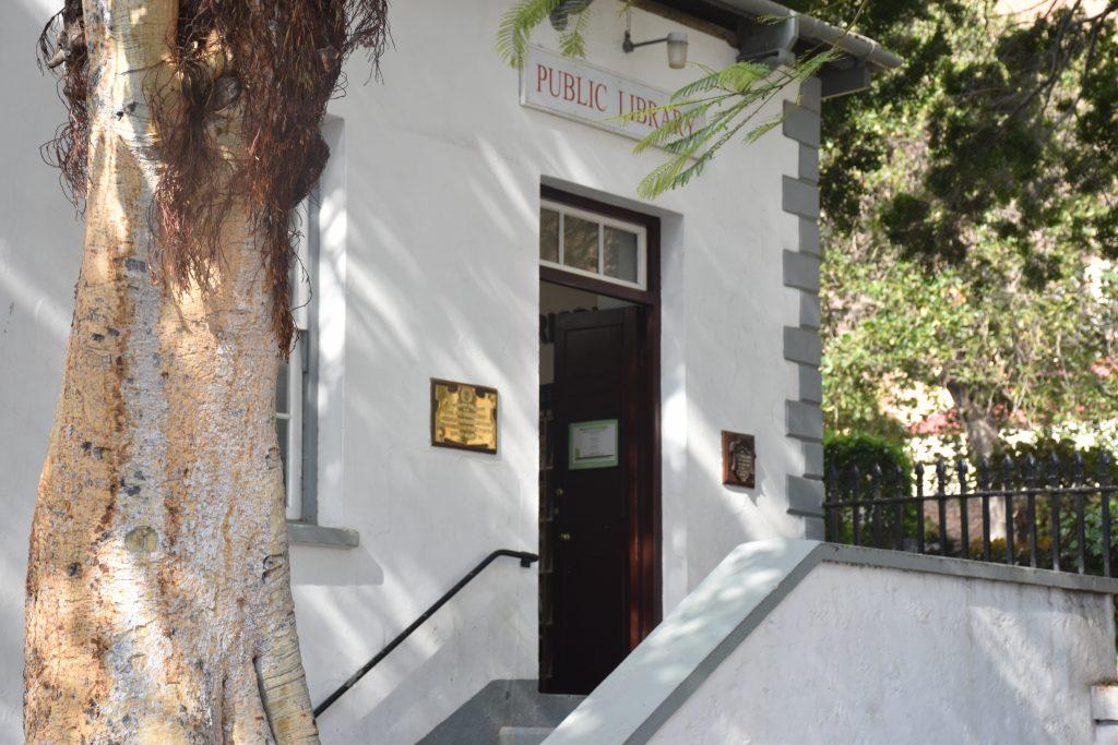 St Helena Public Library